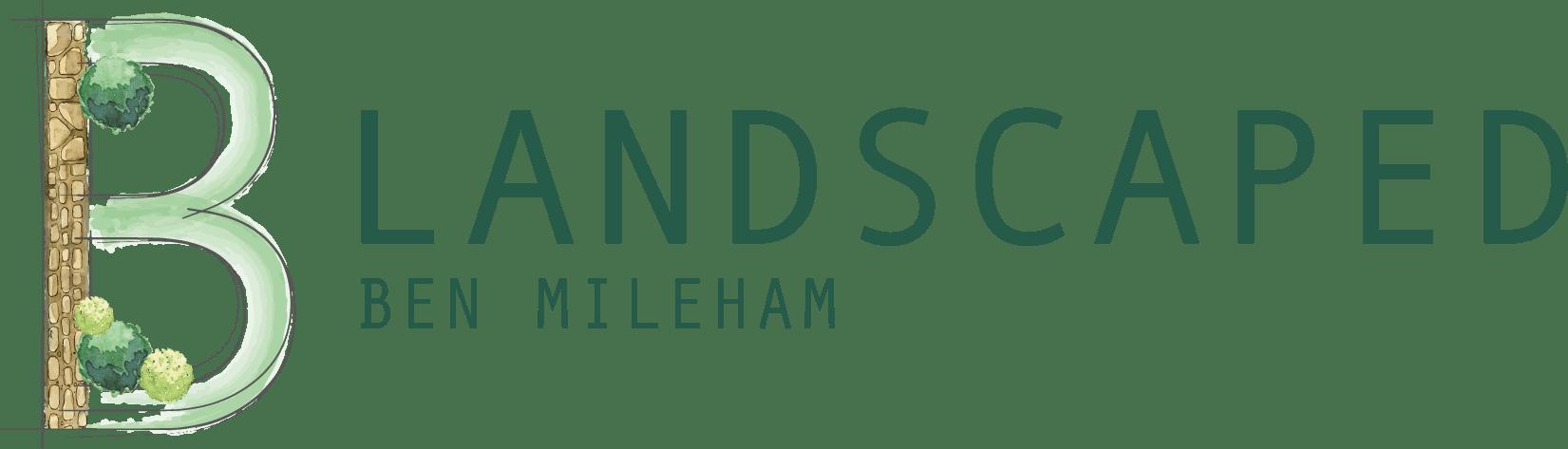 B-Landscaping | Ben Mileham –  garden design and landscaping service